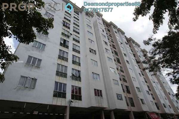 For Rent Apartment at Ria Prima, Kajang Freehold Unfurnished 3R/2B 850translationmissing:en.pricing.unit