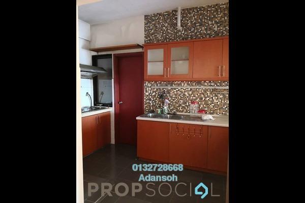 For Rent Condominium at Sri Putramas I, Dutamas Freehold Semi Furnished 3R/2B 1.5k