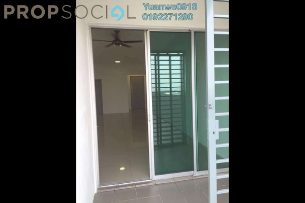 For Rent Condominium at Silk Residence, Bandar Tun Hussein Onn Freehold Semi Furnished 3R/2B 1.5k