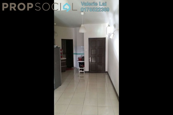 For Rent Condominium at Metropolitan Square, Damansara Perdana Freehold Semi Furnished 3R/3B 1.8k