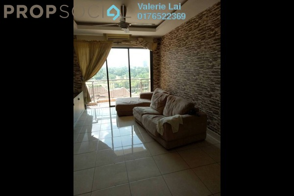 For Rent Condominium at Casa Indah 1, Tropicana Freehold Fully Furnished 3R/3B 2.4k