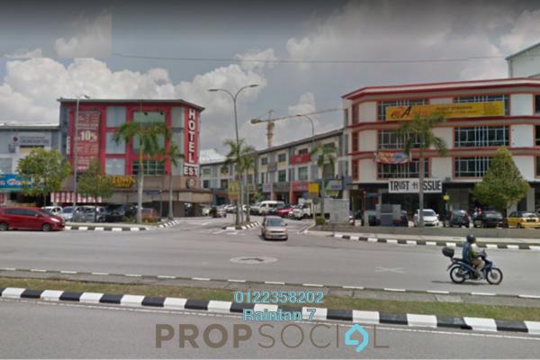 For Sale Shop at Dataran Dwitasik, Bandar Sri Permaisuri Freehold Unfurnished 0R/6B 3.2百万