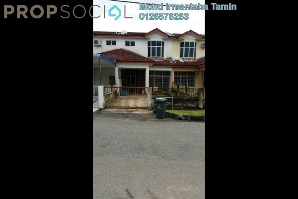 For Sale Terrace at Taman Batik, Sungai Petani Freehold Unfurnished 4R/3B 250k