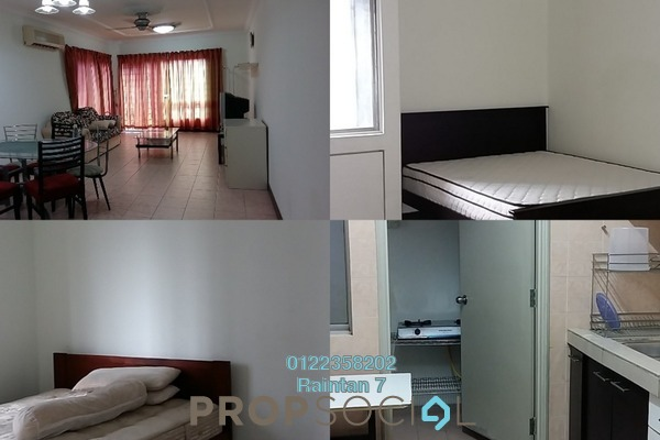 For Sale Condominium at Amadesa, Desa Petaling Freehold Semi Furnished 3R/2B 418k
