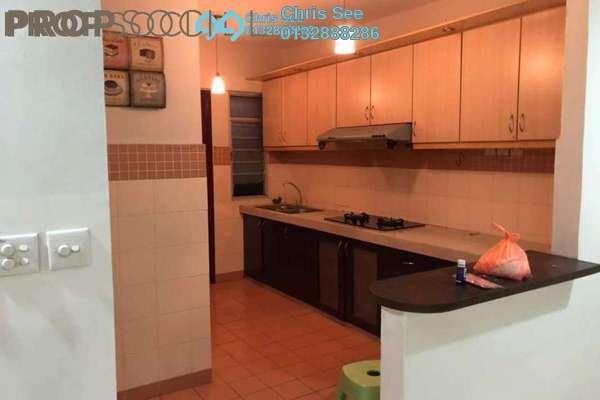 For Rent Condominium at Perdana Exclusive, Damansara Perdana Freehold Semi Furnished 3R/2B 1.6k