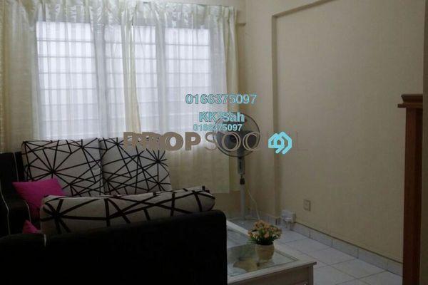For Rent Apartment at Taman Suria Pendamar, Port Klang Freehold Semi Furnished 3R/2B 600translationmissing:en.pricing.unit