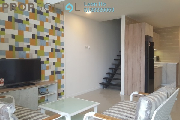 For Rent SoHo/Studio at D'Latour, Bandar Sunway Freehold Fully Furnished 3R/2B 3k