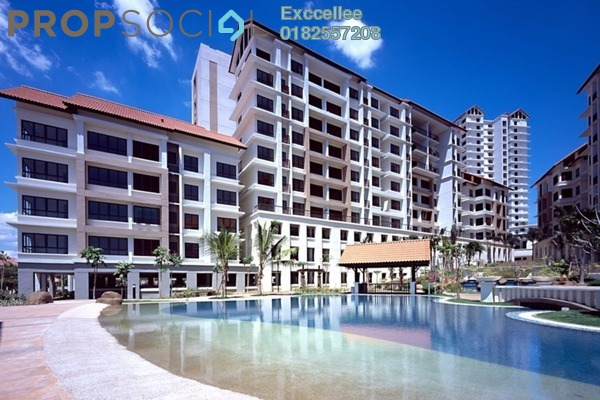 For Rent Condominium at Surian Condominiums, Mutiara Damansara Freehold Fully Furnished 3R/2B 4k
