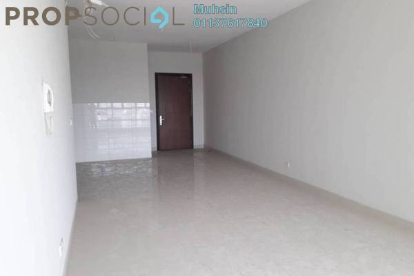 For Sale Condominium at KM1, Bukit Jalil Freehold Unfurnished 4R/3B 820k