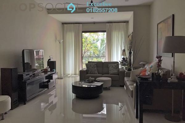 For Sale Condominium at Surian Condominiums, Mutiara Damansara Leasehold Fully Furnished 3R/2B 1.55m