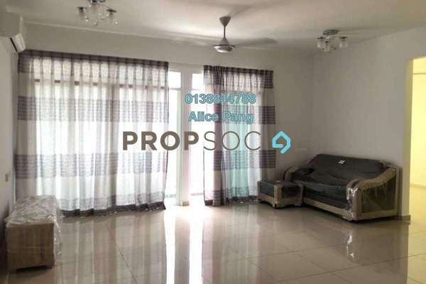 For Rent Condominium at Arena Residence, Bayan Baru Freehold Semi Furnished 4R/3B 1.9k