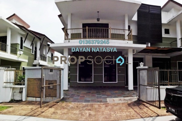 For Sale Semi-Detached at Desa Villa Merab, Bangi Freehold Semi Furnished 4R/3B 1.1m