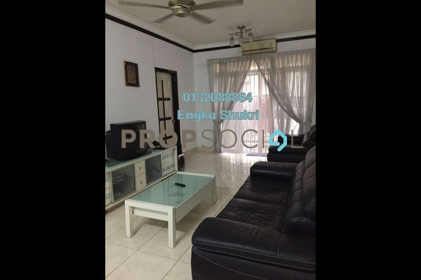 For Rent Condominium at Platinum Hill PV3, Setapak Freehold Fully Furnished 4R/2B 1.6k