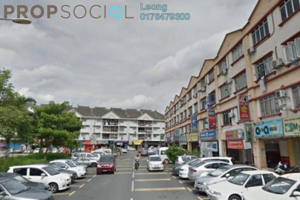 For Rent Shop at Taman Pusat Kepong, Kepong Freehold Unfurnished 0R/0B 3.2k