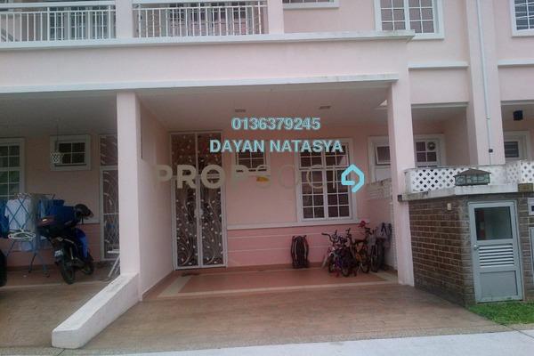 For Sale Terrace at Precinct 18, Putrajaya Freehold Semi Furnished 4R/4B 950k