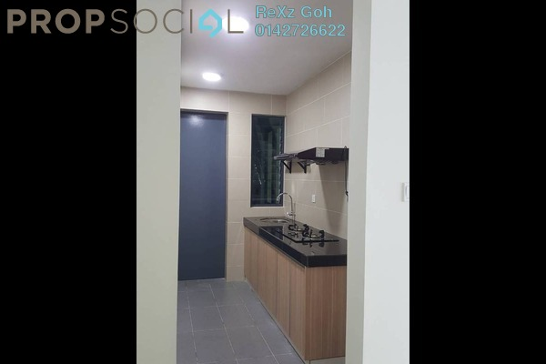 For Rent Condominium at Ascenda Residence @ SkyArena, Setapak Freehold Semi Furnished 3R/2B 1.3k
