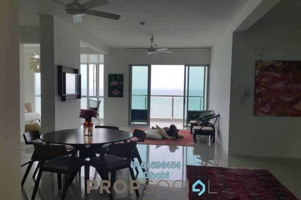 For Rent Condominium at Island Resort, Batu Ferringhi Freehold Fully Furnished 5R/5B 5k