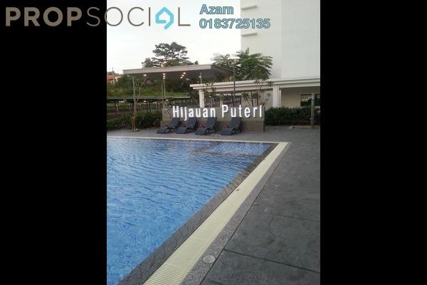 For Sale Condominium at Puteri 8, Bandar Puteri Puchong Freehold Semi Furnished 3R/2B 430k