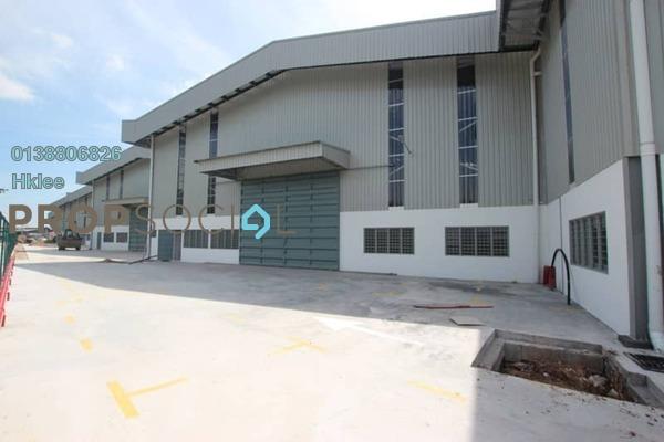 For Rent Factory at Taman Perindustrian Subang, UEP Subang Jaya Freehold Semi Furnished 0R/0B 17.7k
