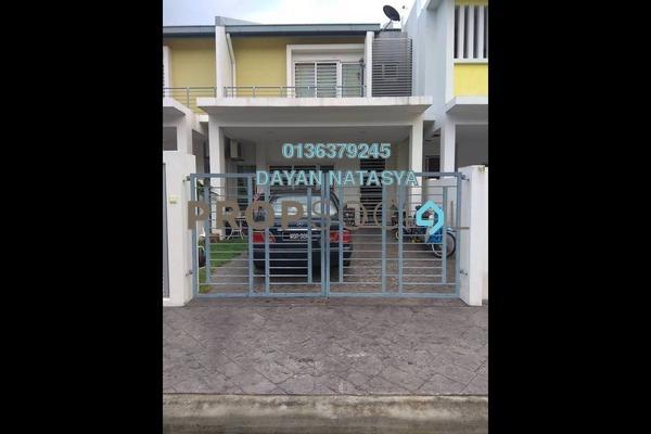 For Sale Terrace at Taman Cheras Idaman, Bandar Sungai Long Freehold Semi Furnished 4R/3B 650k