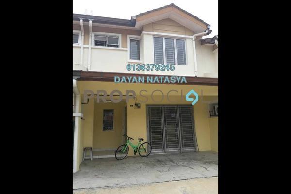 For Sale Terrace at Vista Emas, Kajang Freehold Semi Furnished 4R/3B 540k