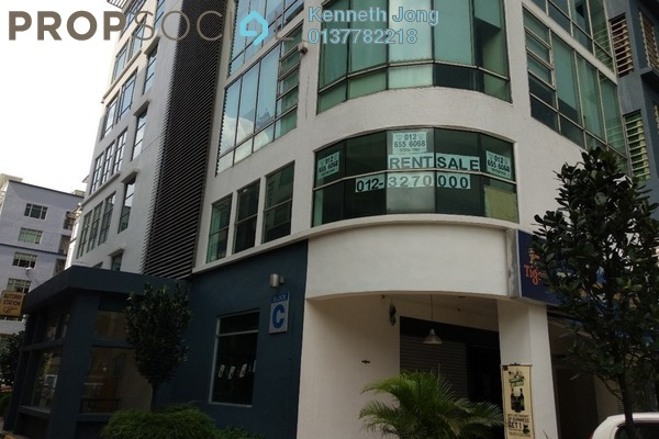 For Rent Office at 3 Two Square, Petaling Jaya Freehold Semi Furnished 0R/1B 5.8k