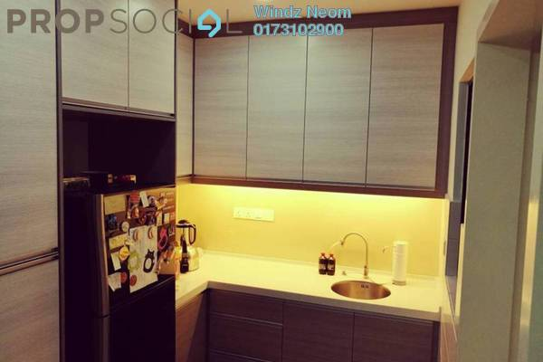 For Sale Condominium at The Z Residence, Bukit Jalil Freehold Fully Furnished 3R/2B 720k