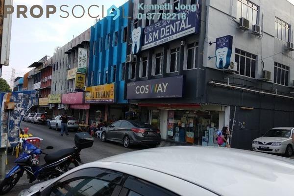For Rent Shop at Taman Paramount, Petaling Jaya Freehold Semi Furnished 0R/2B 2k