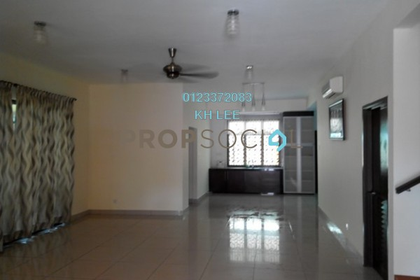 For Rent Bungalow at Taman Aman Perdana, Meru Freehold Semi Furnished 6R/6B 2.8k