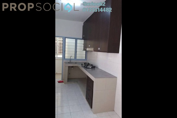 For Sale Condominium at Platinum Hill PV5, Setapak Freehold Semi Furnished 3R/2B 520k
