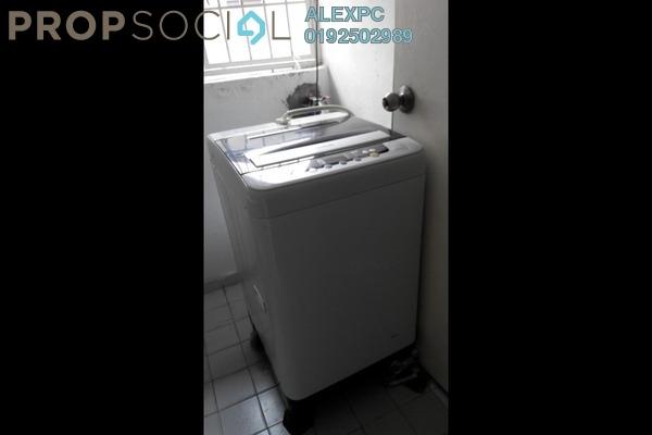 For Rent Apartment at Desa Dua, Kepong Freehold Semi Furnished 3R/2B 950translationmissing:en.pricing.unit