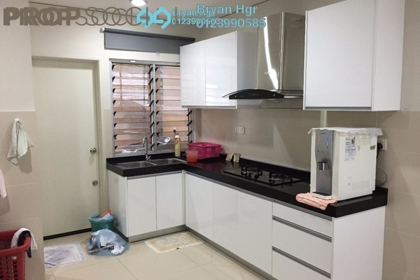 For Rent Terrace at Sunway Alam Suria, Shah Alam Freehold Semi Furnished 5R/4B 1.9k