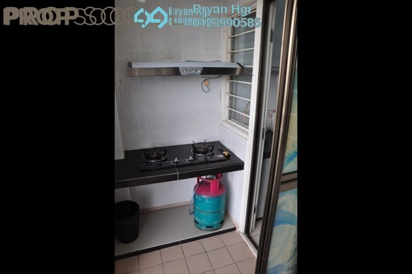 For Rent Condominium at Pelangi Damansara, Bandar Utama Leasehold Semi Furnished 3R/2B 1.5k