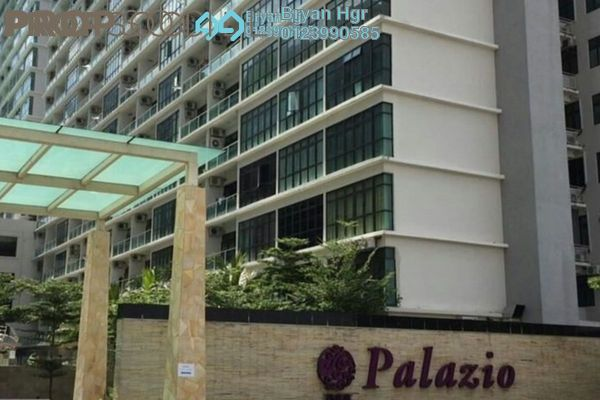 For Rent Condominium at Palazio, Tebrau Freehold Unfurnished 1R/1B 888translationmissing:en.pricing.unit
