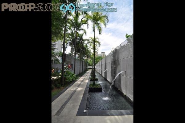 For Rent Condominium at Metropolitan Square, Damansara Perdana Leasehold Semi Furnished 3R/2B 1.8k