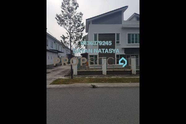 For Sale Terrace at Nusari Bayu, Bandar Sri Sendayan Freehold Unfurnished 4R/3B 575k
