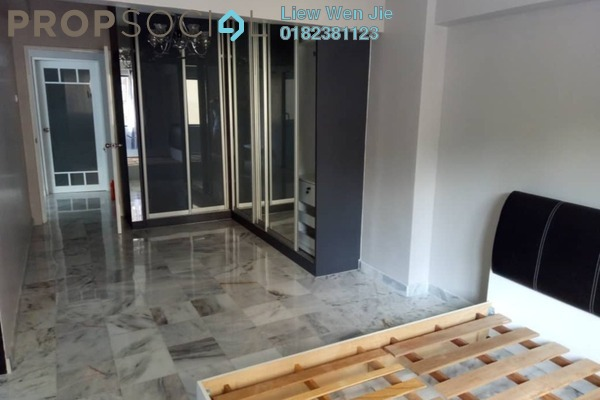 For Rent Apartment at Aman Puri, Kepong Freehold Semi Furnished 2R/2B 1.3k