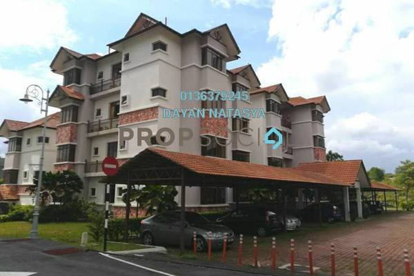 For Sale Serviced Residence at Cyber Heights Villa, Cyberjaya Freehold Fully Furnished 3R/2B 559k