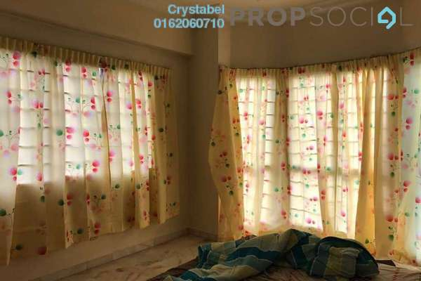 For Rent Condominium at Awana Puri, Cheras Freehold Fully Furnished 3R/2B 1.5k