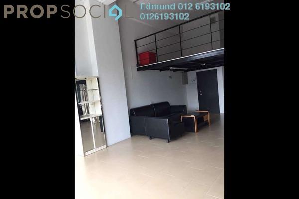 For Rent SoHo/Studio at Empire Subang, Subang Jaya Freehold Semi Furnished 0R/0B 2k