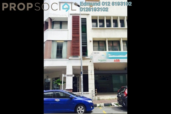 For Sale Office at Perdana Business Centre, Damansara Perdana Freehold Semi Furnished 0R/0B 520k