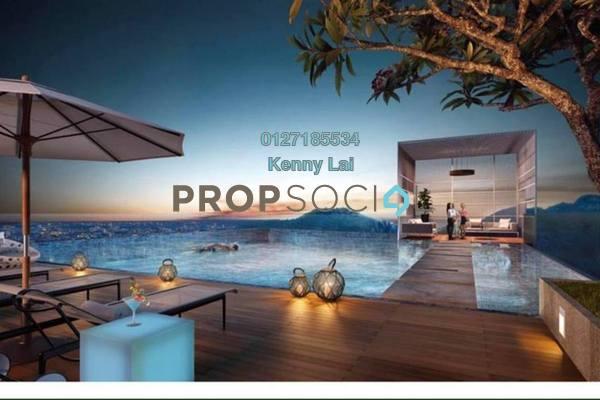 For Sale Condominium at Nadayu63, Melawati Leasehold Fully Furnished 1R/1B 409k