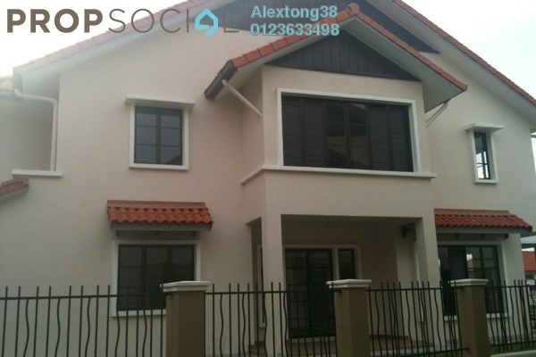 For Sale Terrace at Canting, Alam Impian Freehold Unfurnished 4R/5B 1.05m