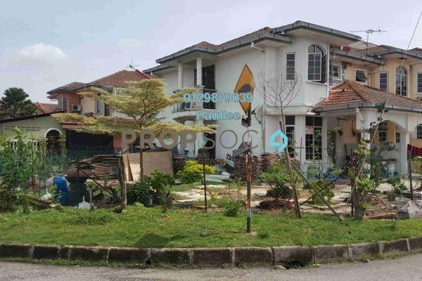 For Sale Terrace at BP1, Bandar Bukit Puchong Freehold Semi Furnished 4R/3B 800k