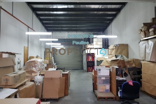 For Sale Factory at Pusat Bandar Puchong Industrial Park, Pusat Bandar Puchong Freehold Semi Furnished 2R/2B 1.28m