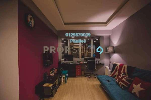 For Sale Condominium at Rhythm Avenue, UEP Subang Jaya Freehold Fully Furnished 2R/1B 310k