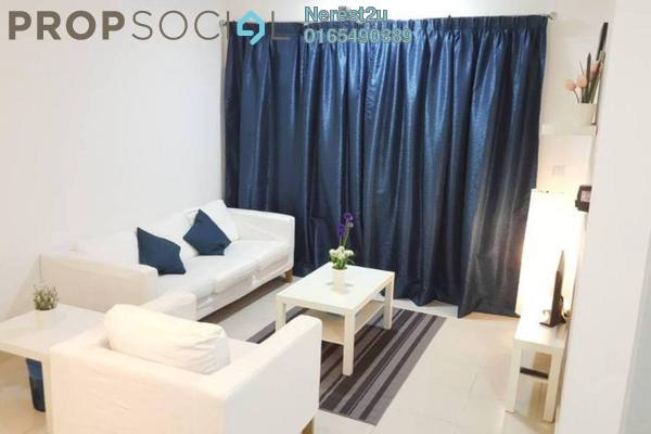 For Rent Condominium at Residensi Sentulmas, Sentul Freehold Fully Furnished 3R/2B 1.8k