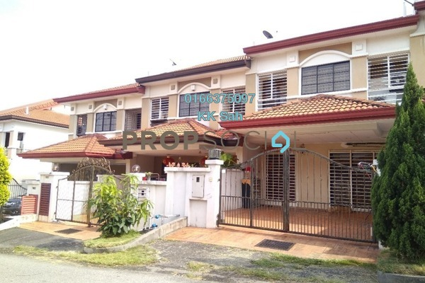 For Sale Link at Damai Impian, Alam Damai Freehold Semi Furnished 4R/3B 680k