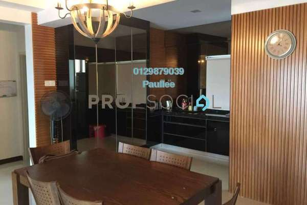 For Sale Condominium at Setia Walk, Pusat Bandar Puchong Freehold Fully Furnished 3R/2B 750k