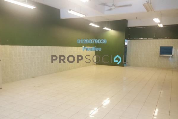 For Rent Shop at Section 27, Shah Alam Freehold Semi Furnished 0R/2B 2.5k